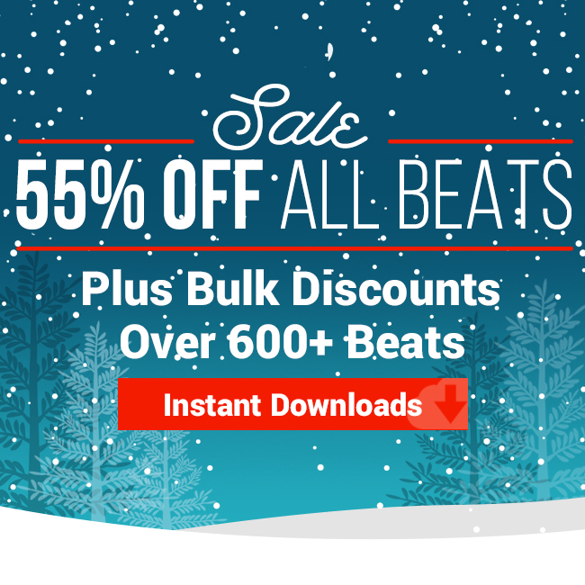 55% Off All Beats - Click Here!