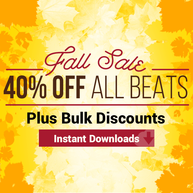 40% Off All Beats - CLick Here Now!