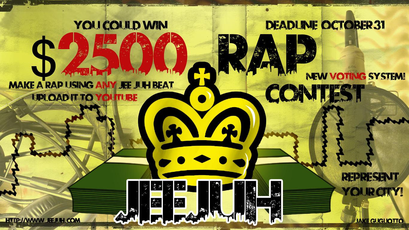 $2500 Rap Contest