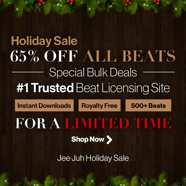 65% OFF ALL BEATS